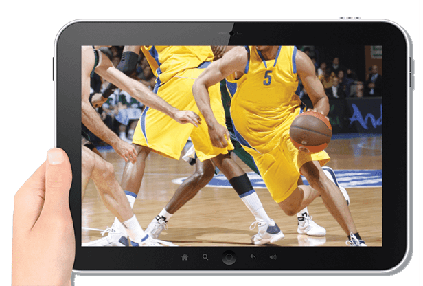 Can I Stream Live Games with DISH Network Anywhere App